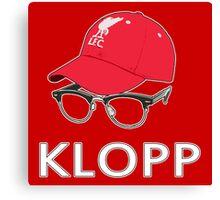 Jurgen Klopp - LFC - Liverpool Canvas Print
