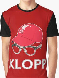 Jurgen Klopp - LFC - Liverpool Graphic T-Shirt