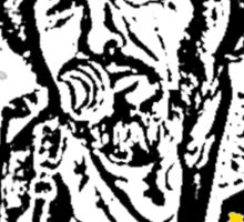Merle Haggard Sticker
