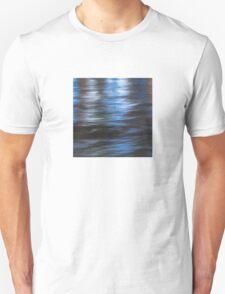 Citylights: Hong Kong Harbour #1 - LEFT - Diptychon Unisex T-Shirt