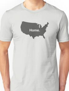 USA Home Unisex T-Shirt