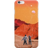 Mars Holidays iPhone Case/Skin