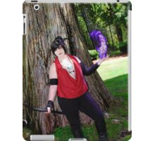 MORRIGAN COSPLAY / DRAGON AGE ORIGINS iPad Case/Skin