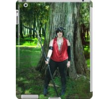 MORRIGAN COSPLAY / DRAGON AGE ORIGINS 02 iPad Case/Skin