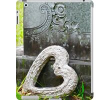 Remembered in my heart iPad Case/Skin