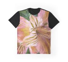 Lily Moods - Peach Graphic T-Shirt