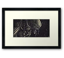 Alien Framed Print