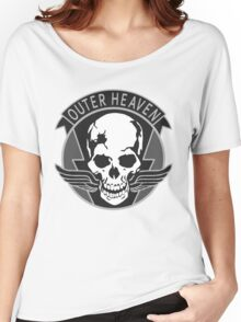Outer Heaven Women's Relaxed Fit T-Shirt