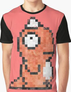 Ufouria Vintage Character 02 Graphic T-Shirt