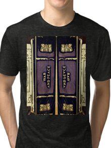 """""""War and Peace"""" (A) Tri-blend T-Shirt"""