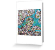 boston (original sold) Greeting Card