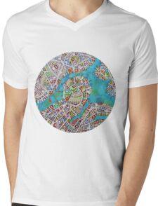 boston (original sold) Mens V-Neck T-Shirt