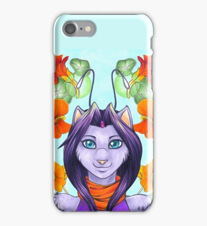 Fey Kitty iPhone Case/Skin