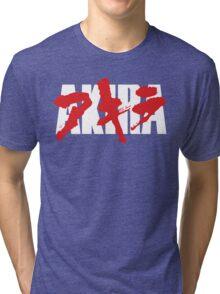 Akira v2 Tri-blend T-Shirt