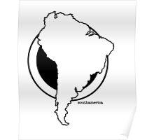 Southamerica Poster