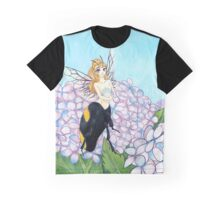 Bubble Bee Queen Graphic T-Shirt