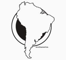 Southamerica Kids Tee