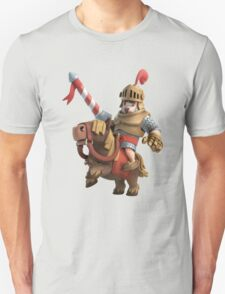 Red Prince Mad Clash Royale Game T-Shirt