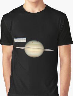 Error: God Not Found - Saturn Graphic T-Shirt