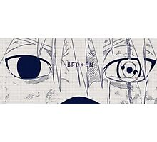 Kakashi's eyes Photographic Print