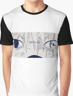 Kakashi's eyes Graphic T-Shirt
