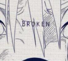 Kakashi's eyes Sticker