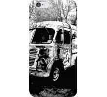 Metro Van iPhone Case/Skin
