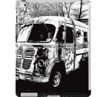 Metro Van iPad Case/Skin