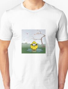 Penguin in the rain T-Shirt