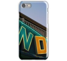 Marty's Playland iPhone Case/Skin