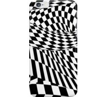 Abstract - Ow my eyes iPhone Case/Skin