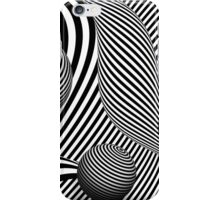 Abstract - Poke out my eyes iPhone Case/Skin