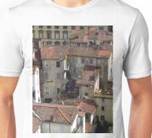 Tiles and Windows, Lucca  Unisex T-Shirt