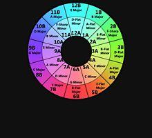 Harmonic Mixing Camelot Wheel Unisex T-Shirt
