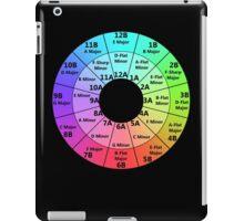 Harmonic Mixing Camelot Wheel iPad Case/Skin