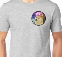 Space doge Unisex T-Shirt