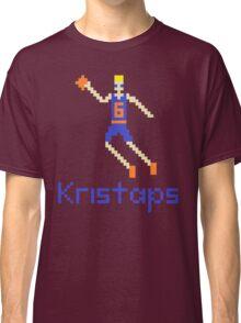 Kristaps Pixel Classic T-Shirt