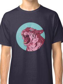 Magenta tiger Classic T-Shirt