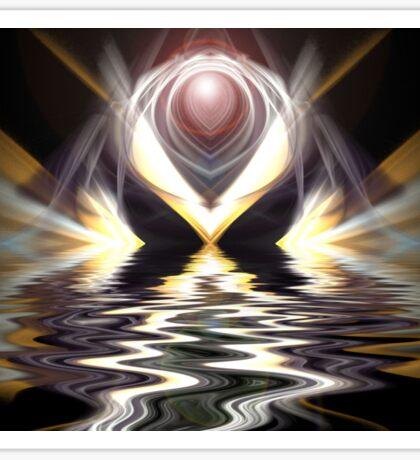 Divine Passage Sticker
