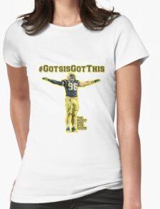 #GotsisGotThis Womens Fitted T-Shirt