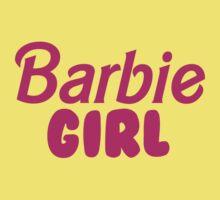 Barbie Girl Kids Tee