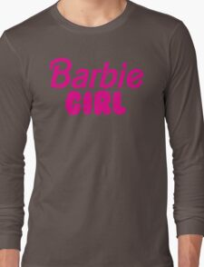 Barbie Girl Long Sleeve T-Shirt