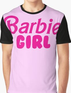 Barbie Girl Graphic T-Shirt