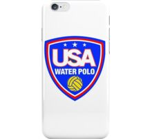 Team USA Water Polo iPhone Case/Skin