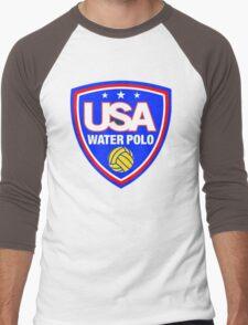 Team USA Water Polo Men's Baseball ¾ T-Shirt