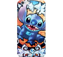 Funny Stitch Smile iPhone Case/Skin