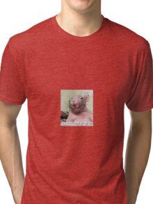 Hello Rato Tri-blend T-Shirt