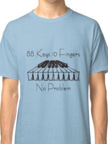 88keys 10fingers Classic T-Shirt