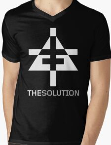 Origins - The Solution Mens V-Neck T-Shirt