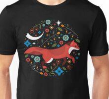 Flame Fox  Unisex T-Shirt